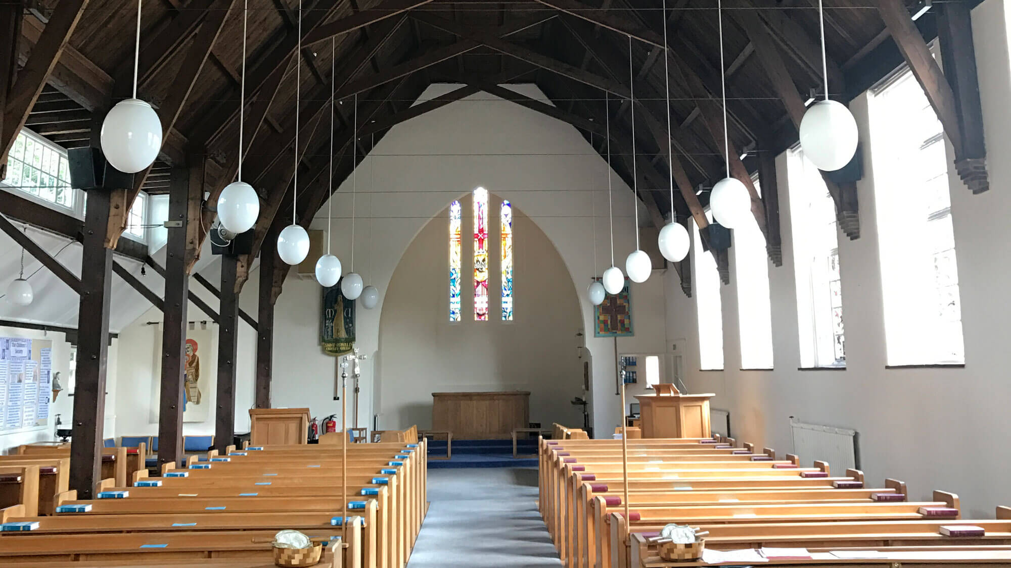 Church Renovation