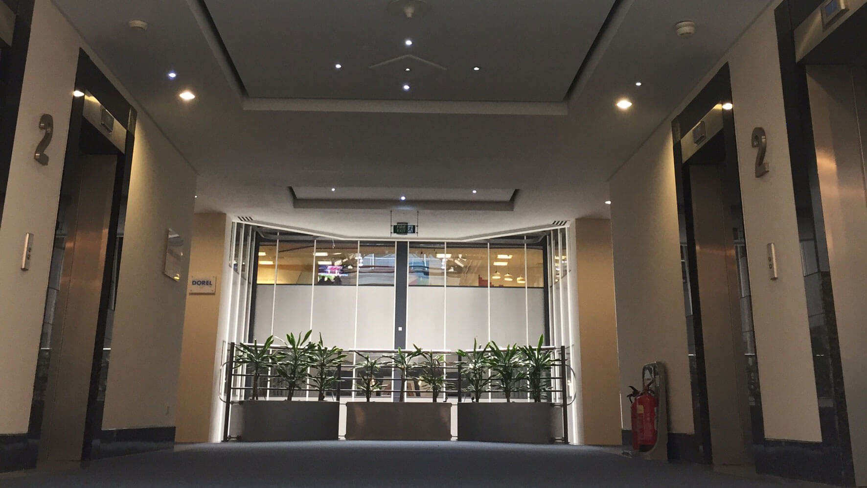 Lift Lobby & Enterance Redecoration