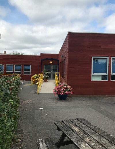 School Exterior 3
