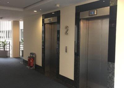 Lift Lobby & Entrance Redecoration 12
