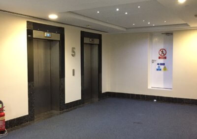 Lift Lobby & Entrance Redecoration 7