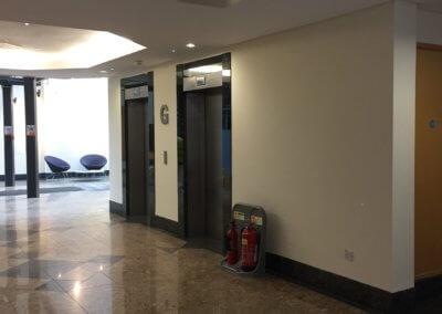 Lift Lobby & Entrance Redecoration 8