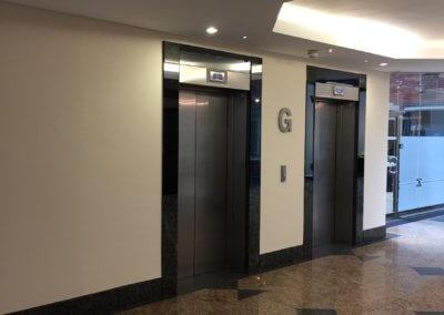 Lift Lobby & Entrance Redecoration 9