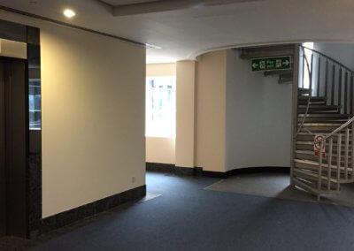 Lift Lobby & Entrance Redecoration 10