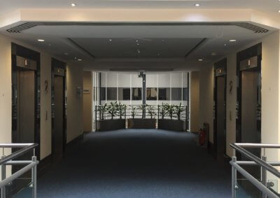 Lift Lobby & Entrance Redecoration 4