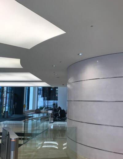 Office Block Interior 2