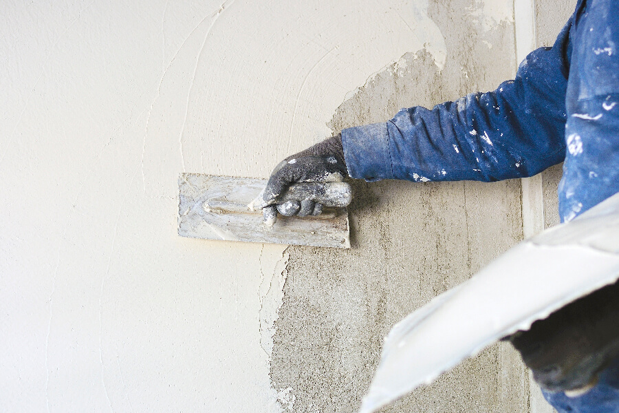 Decorator Plastering